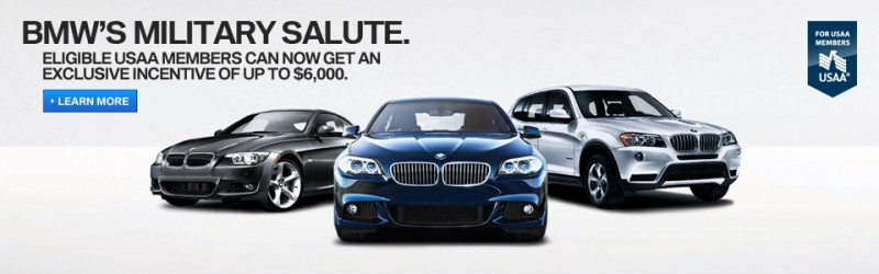 Lease/Finance Loyalty Cash Of $750 Is Available On All New Model Year 2013  And 2014 BMW Models. The Offer Is Valid Through July 1, 2013 For Vehicles  ...