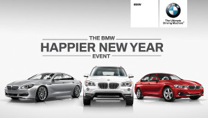 BMW Happier New Year Event Main 2013