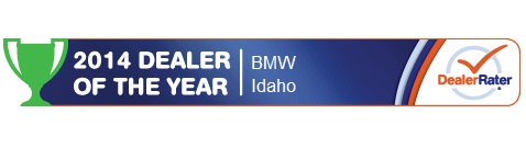 Dealer of the Year BMW