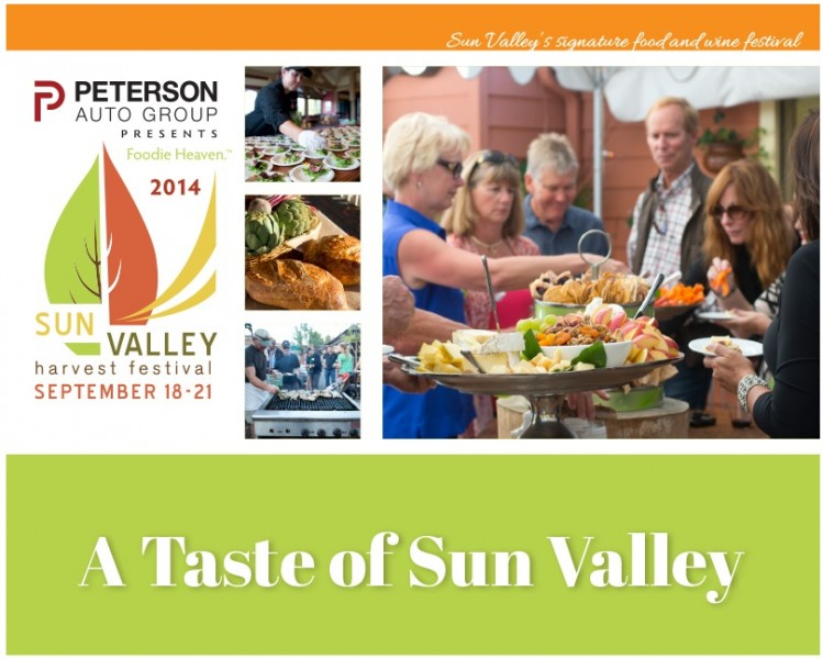 Sun Valley Harvest Festival Peterson BMW of Boise : A Taste of Sun Valley from blog.petersonbmw.com size 749 x 600 jpeg 99kB