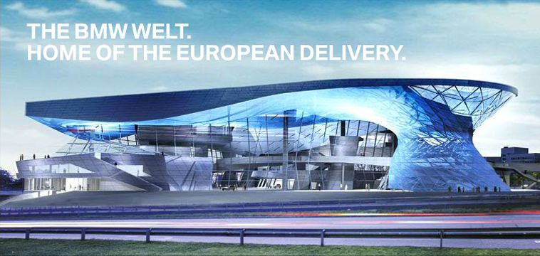 The BMW Welt  Home of the European Delivery | Peterson BMW of Boise