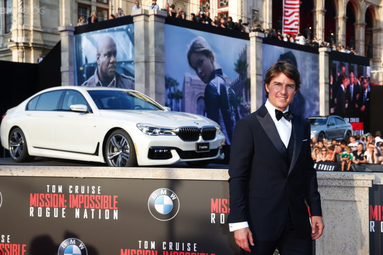 Tom Cruise Misssion Impossible