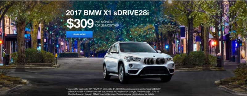 Black Friday Specials Peterson Bmw Of Boise