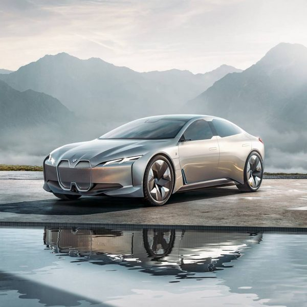 BMW future electric